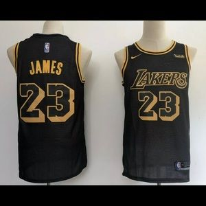LA Lakers#23 Lebron James Swingman jerseyBRAND NEW